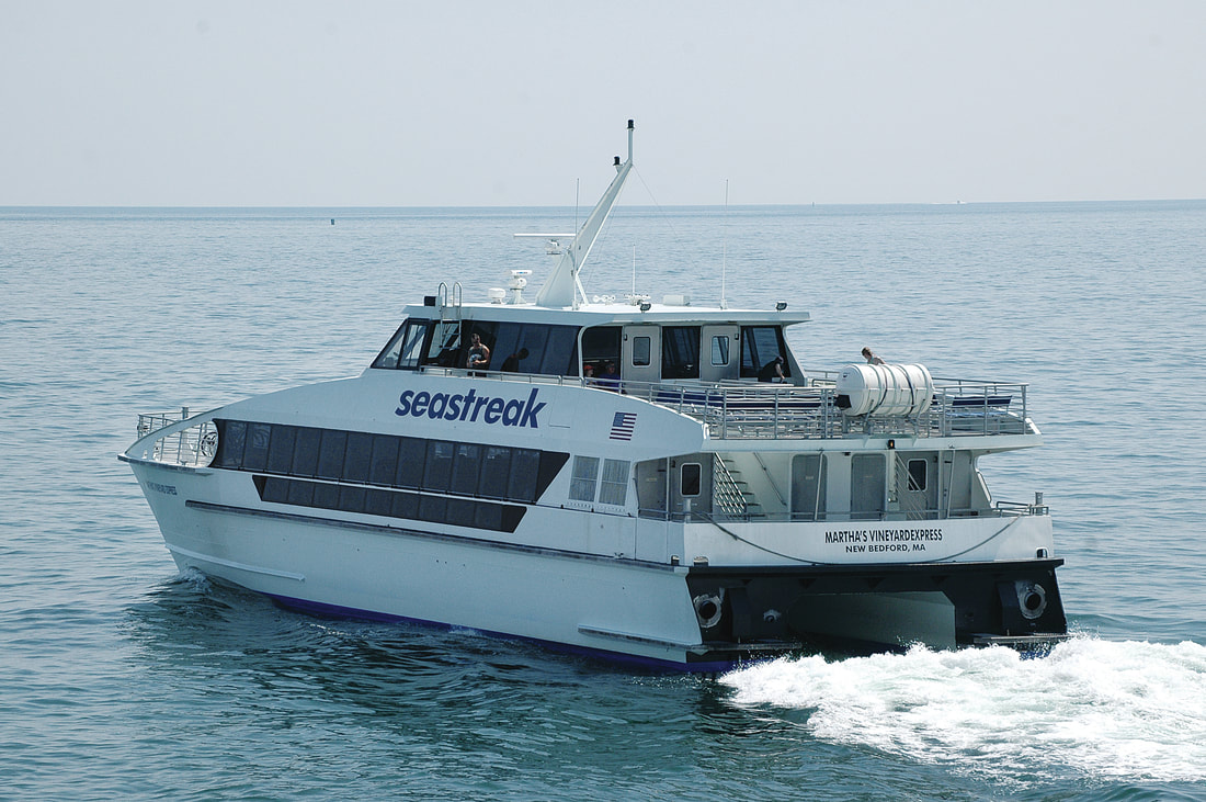 get to mv by ferry - martha's vineyard chamber of commerce